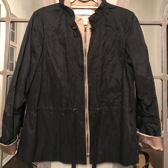 T Tahari Jackets & Blazers - Black and gold jacket